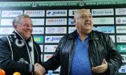 Венци Стефанов обясни защо е избрал Таханов за треньор на Славия