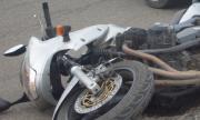 Мотоциклетист пострада тежко при катастрофа в София