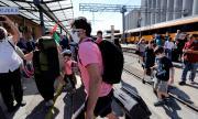 Туристи масово напускат Хърватия