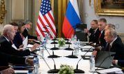 Байдън вдигна палец след срещата с Путин