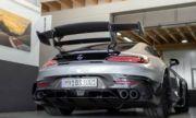 Над 1000 конски сили за AMG GT Black Series
