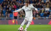Капитанът на Реал Мадрид е пред гол №100