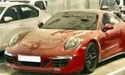Изоставено на паркинг Porsche 911 бе намерено в Турция