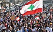 Бейрут отказва да заспи! Протестиращи искат оставката и на президента (ВИДЕО)