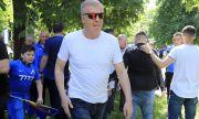 Изненада: Наско Сираков не се появи на дългоочакваната пресконференция за бъдещето на Левски