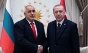 Борисов проведе важен разговор с Ердоган