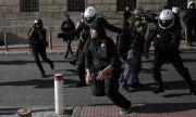 Студентски протест в Гърция