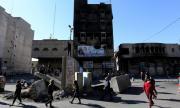 Взривиха ракети до посолството на САЩ в Багдад
