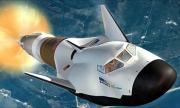 Догодина излита космически самолет