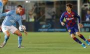 Куман иска да разкара още един талант от школата на Барселона