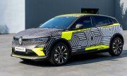 Renaultпредстави електрическиMeganeс 217 конски сили