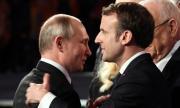 Макрон ще бъде поканен на военния парад в Москва