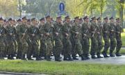Сърбия с военен парад