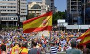 Голям протест в Испания
