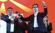 Пендаровски и Заев: За македонския език и идентичност не може да се преговаря!