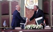Гърция и Египет с голямо споразумение