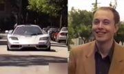 Как Илон Мъск купува първия си суперавтомобил преди 22 години (ВИДЕО)