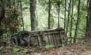 Тежка катастрофа на черен път при офроуд обиколка в Родопите