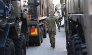 Военни следят за спазване на карантината