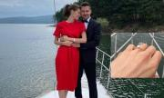 Бивша синоптичка на NOVA обяви годежа си с адвокат-милионер