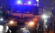 Разследват причините за големия пожар в Перник
