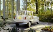 Ретро колата Renault  4 се превърна в мини-хотел на колела