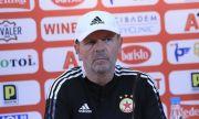 Стойчо Младенов със силни думи за мача с Левски