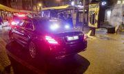 Колата на белгийския крал бе атакувана