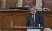 Министър Тодоров: Не дълбаем каналите на пристанищата във Варна заради интереси на Доган