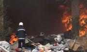 Няма пострадали при големия пожар в село Труд