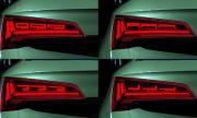 Нови функции за задните светлини на Audi-тата