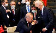 Байдън и Ердоган не се разбраха