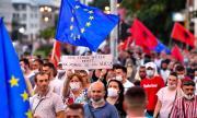 Новият парламент в Скопие се събира на първо заседание