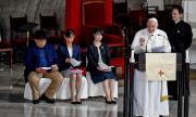 Папа Франциск се обяви срещу ядрената енергетика