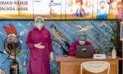 Строги, но справедливи! С лицеви опори наказват чужденци без маски на о-в Бали