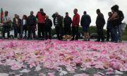 Розопроизводители протестираха в Казанлък