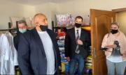 Бойко Борисов: Спасих българите от миграция, остава да ги спася и от коронавируса