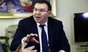 Ангелов: Приех оставката на директора на столичната РЗИ