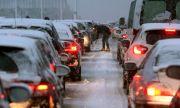 Гърция под блокада! Продължава лошото време със сняг и силни ветрове