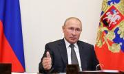 Путин каза тежката си дума за ситуацията в Беларус