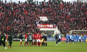 ЦСКА с голям шанс да бъде подкрепен от своите фенове срещу Заря Луганск