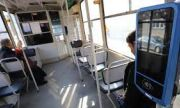 Столичани плащат безконтактно билети в градския транспорт