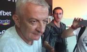 "Крушарски: На стадион ""Локомотив"" има жандармерия, к'во правим?"