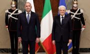 """Румен Радев се срещна с италианския президент в двореца """"Куиринале"""" в Рим"""