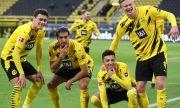Борусия Дортмунд загря  за дербито с Байерн Мюнхен с класика над Арминия Билефелд (ВИДЕО)