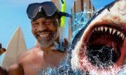 Майк Тайсън нокаутира акула (ВИДЕО)
