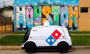 Domino's ще доставя пица с роботи