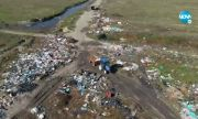 Незаконно сметище ще предизвика екокатастрофа край река Стряма