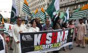 Хиляди протестираха в Пакистан заради Кашмир