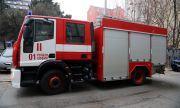 Пожар в шахта с кабели остави хиляди в София без ток